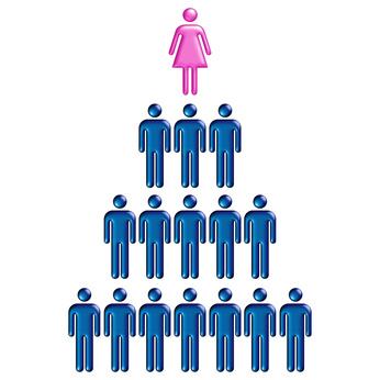 恋愛市場における女性の優位